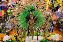 Carnaval 2014 Rio de Janeiro. Sambodromo