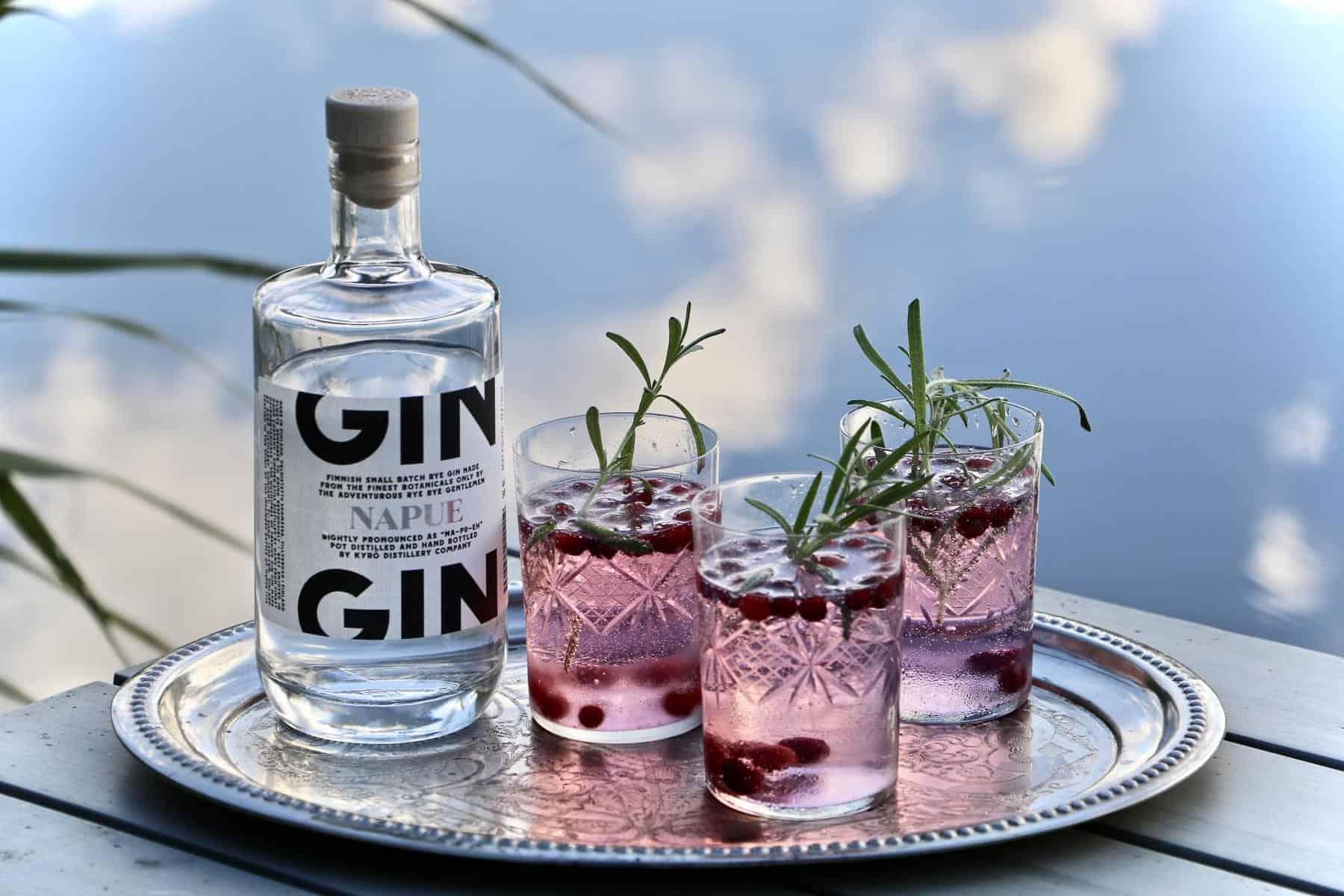 Napue gin finland