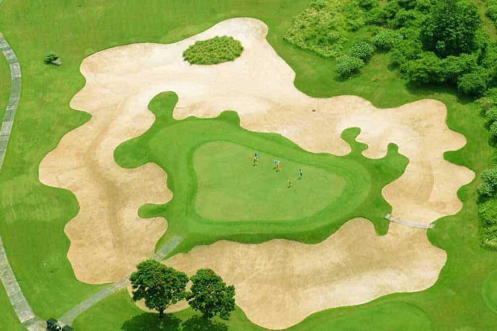 New Kuta golf course Bali 2