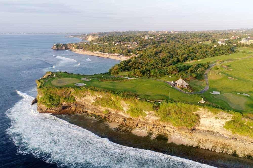 New Kuta golf course Bali 3