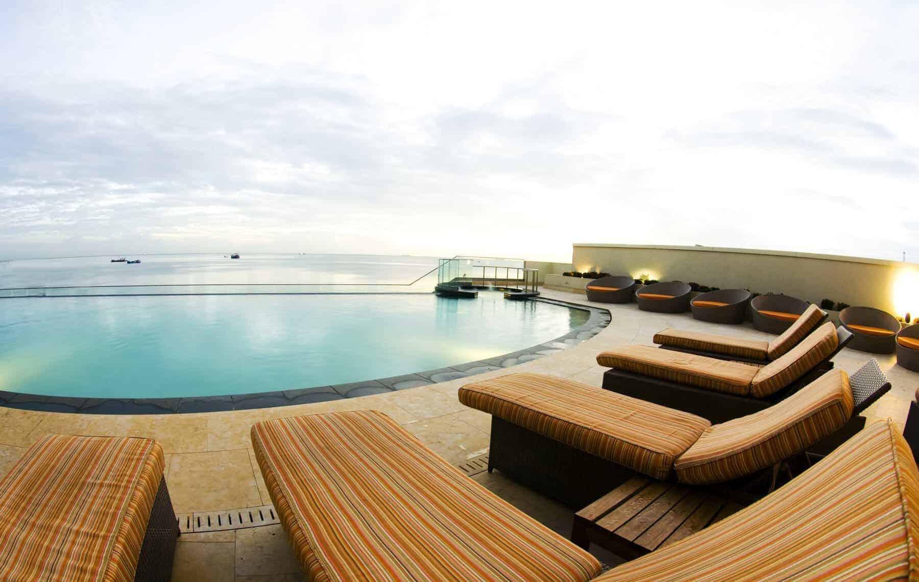 trinidad infinity pool