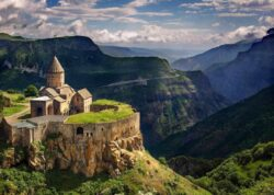 Armenia, 10 highest country in the world