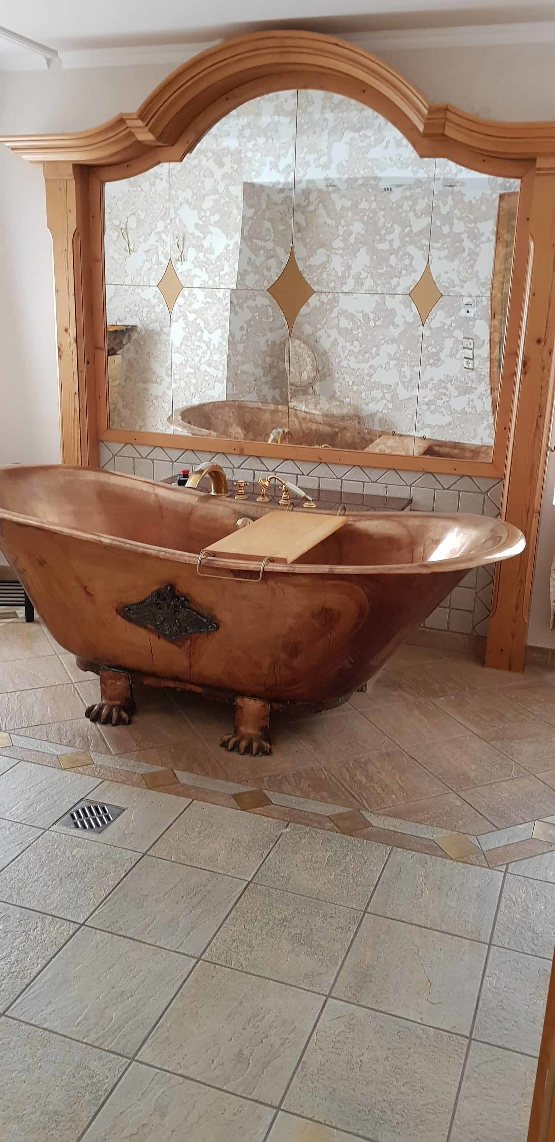 laerchenhof wellness tub