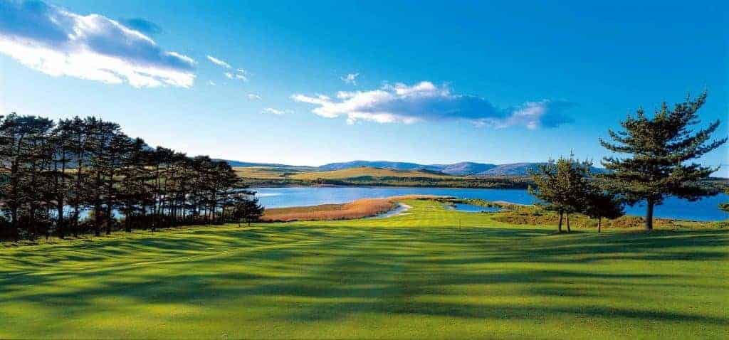 Arabella golf course South Africa