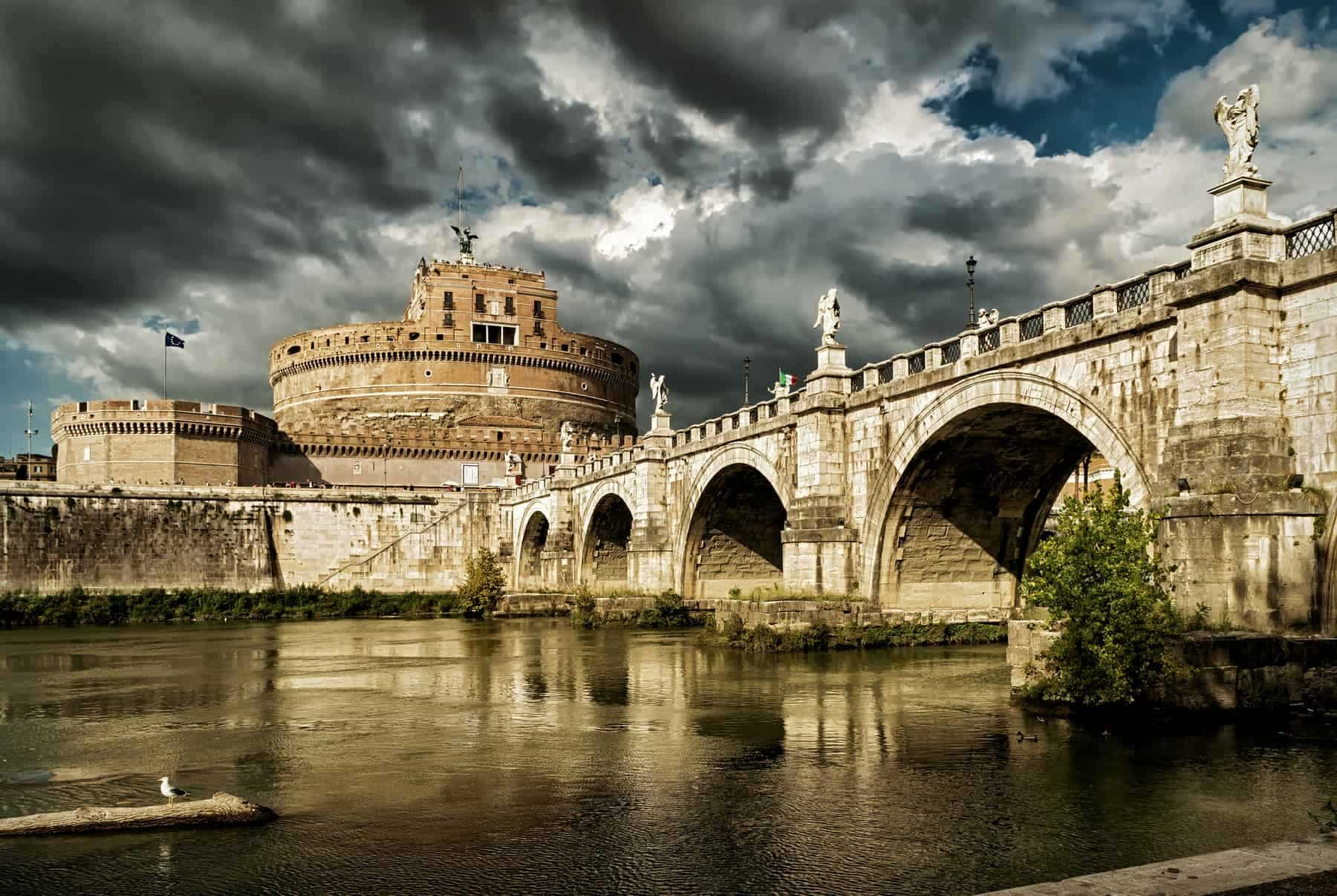 Castel Sant'Angelo (Castle of Holy Angel), Rome