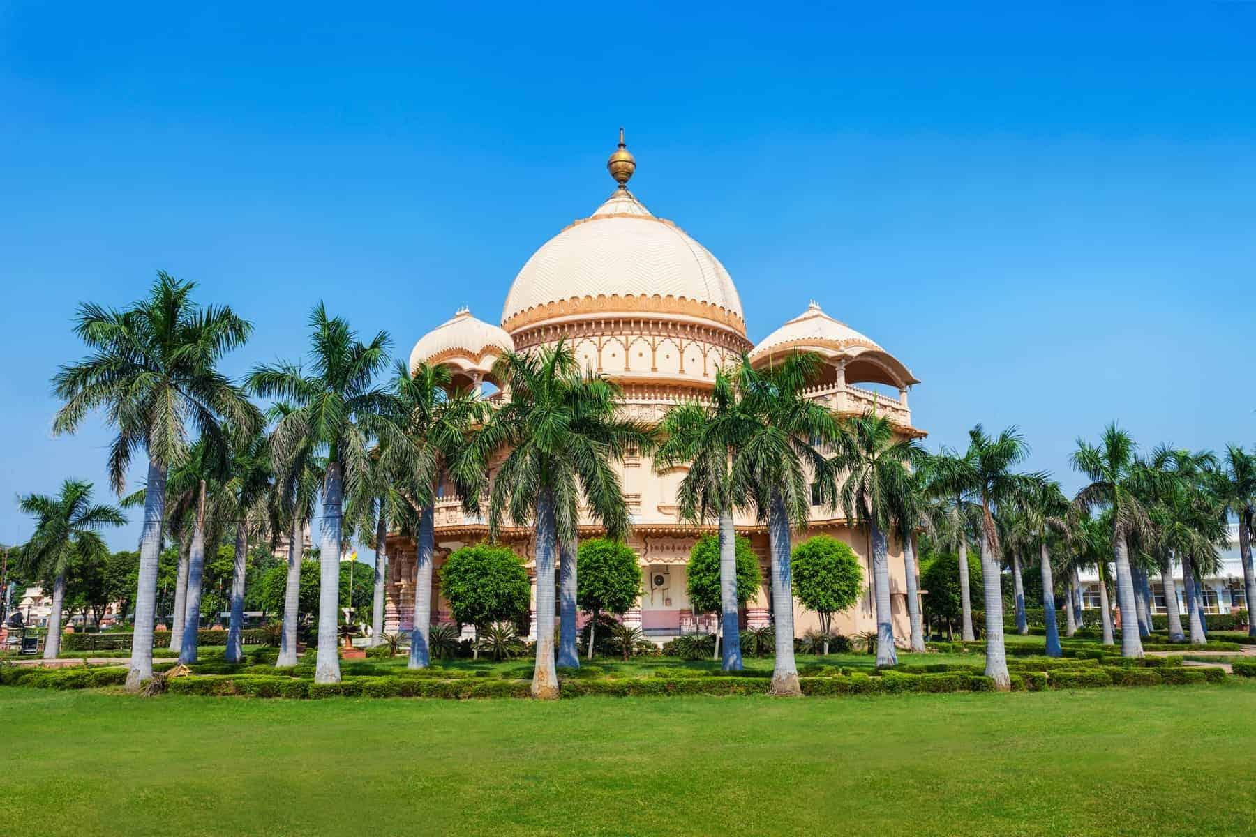 Shri Adhya Katyani Shakti Peeth Mandir is popularly known as Chhatarpur Temple