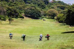 Durban Golf Course South Africa early morning