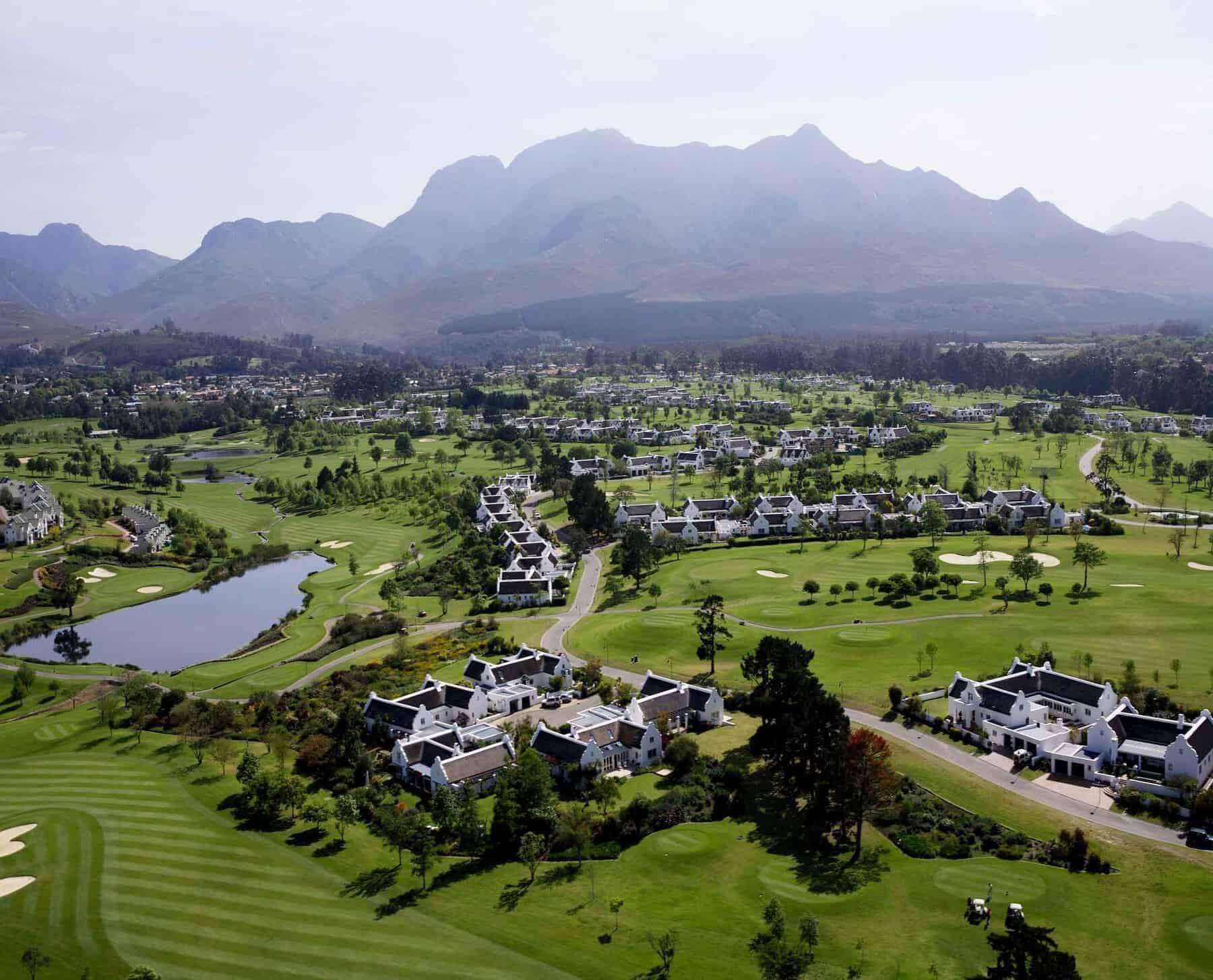 Fancourt golf course