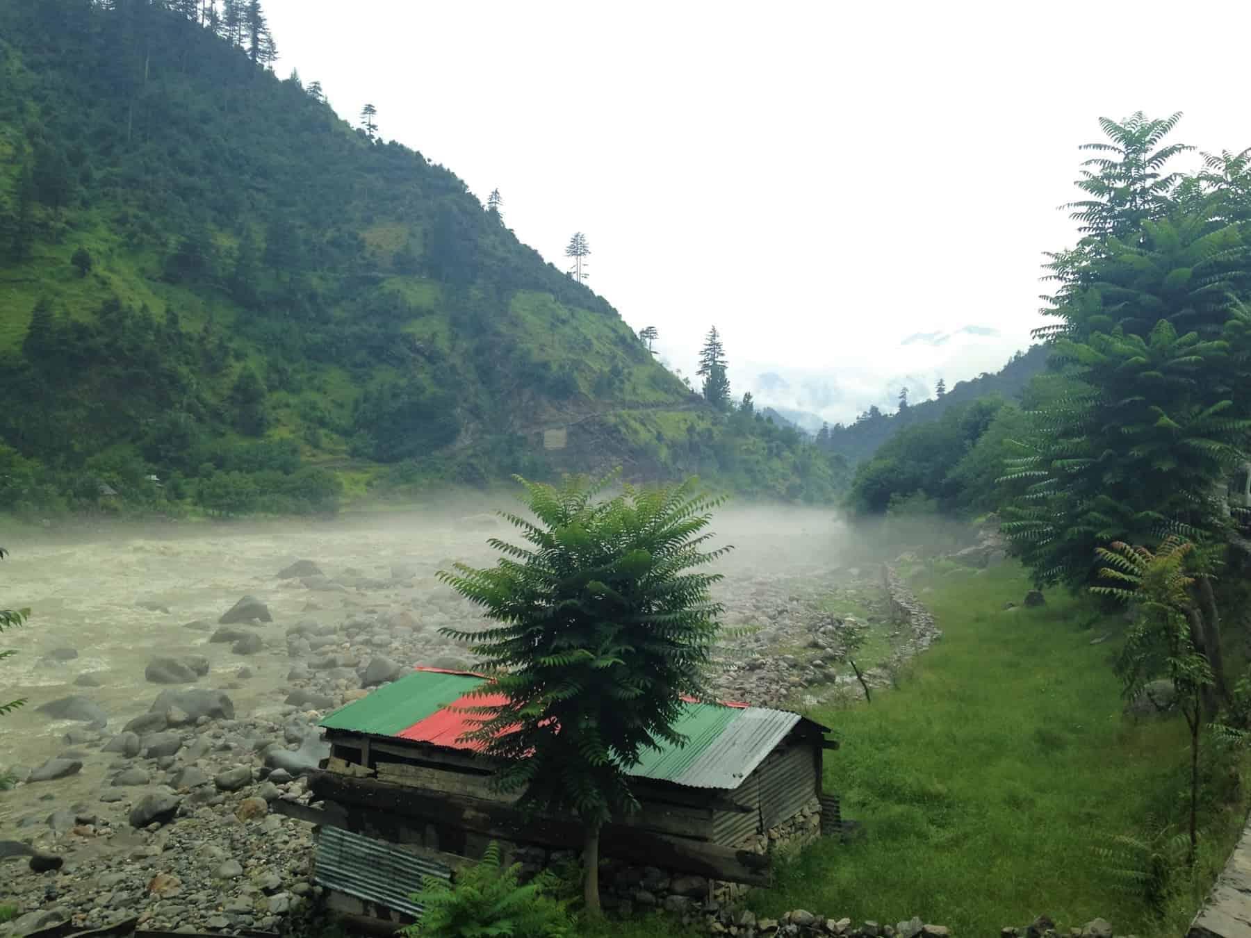 Neelam Valley, Kashmir.