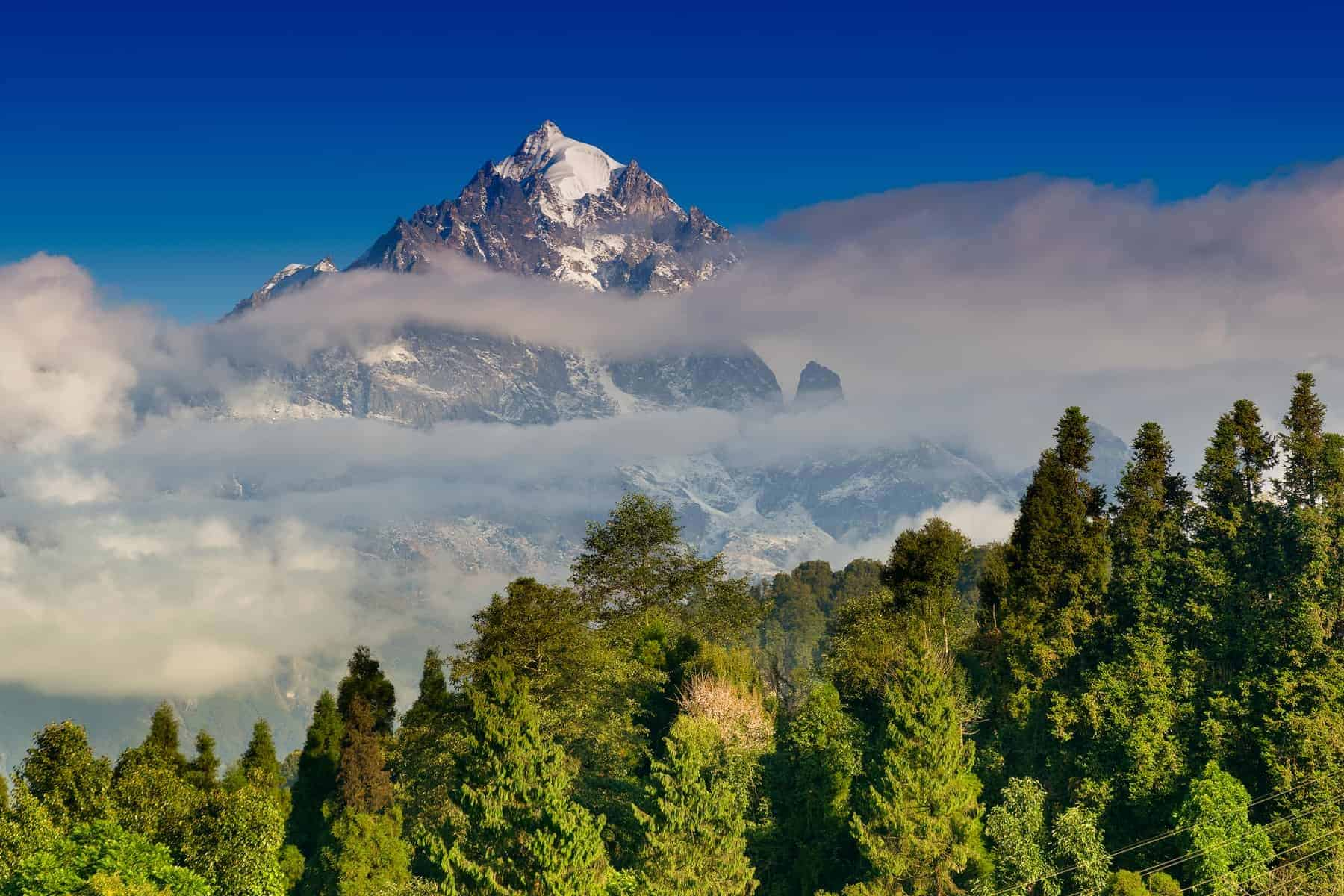 Sikkim Hilamalya India