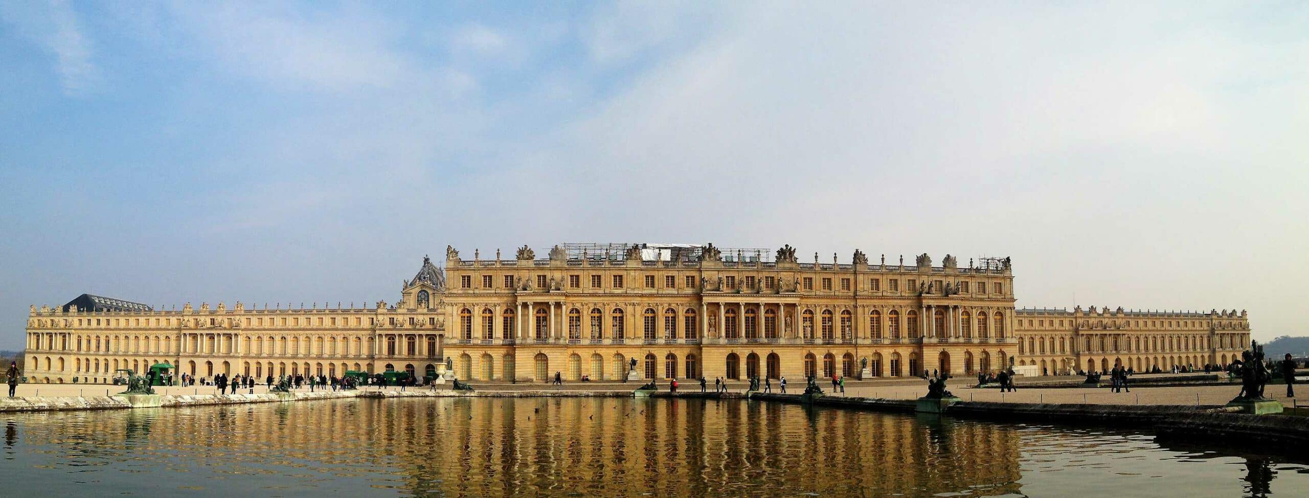 Versailles, th e most magnificent of all French Castles