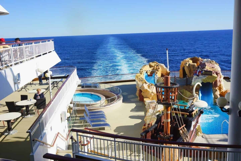 Canary islands cruise