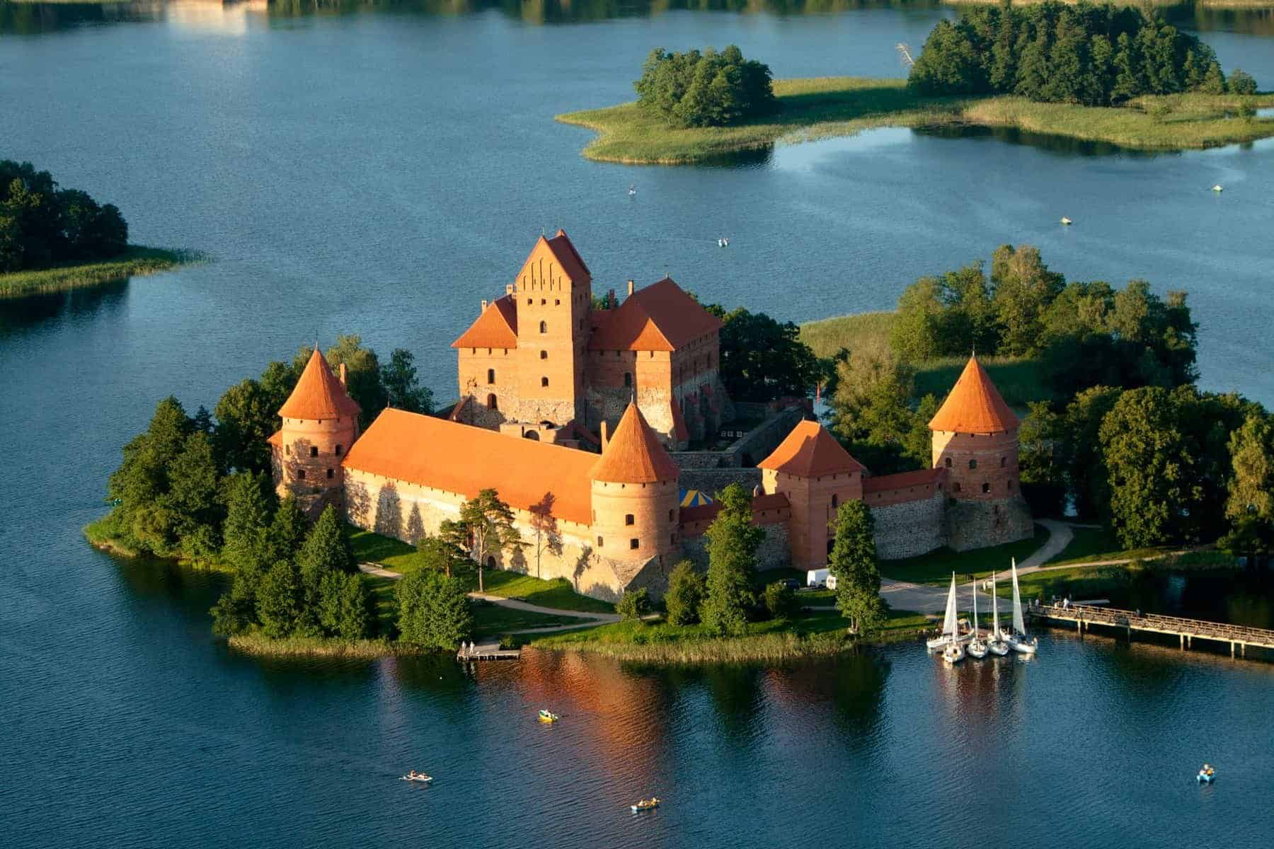Lithuania Trakai