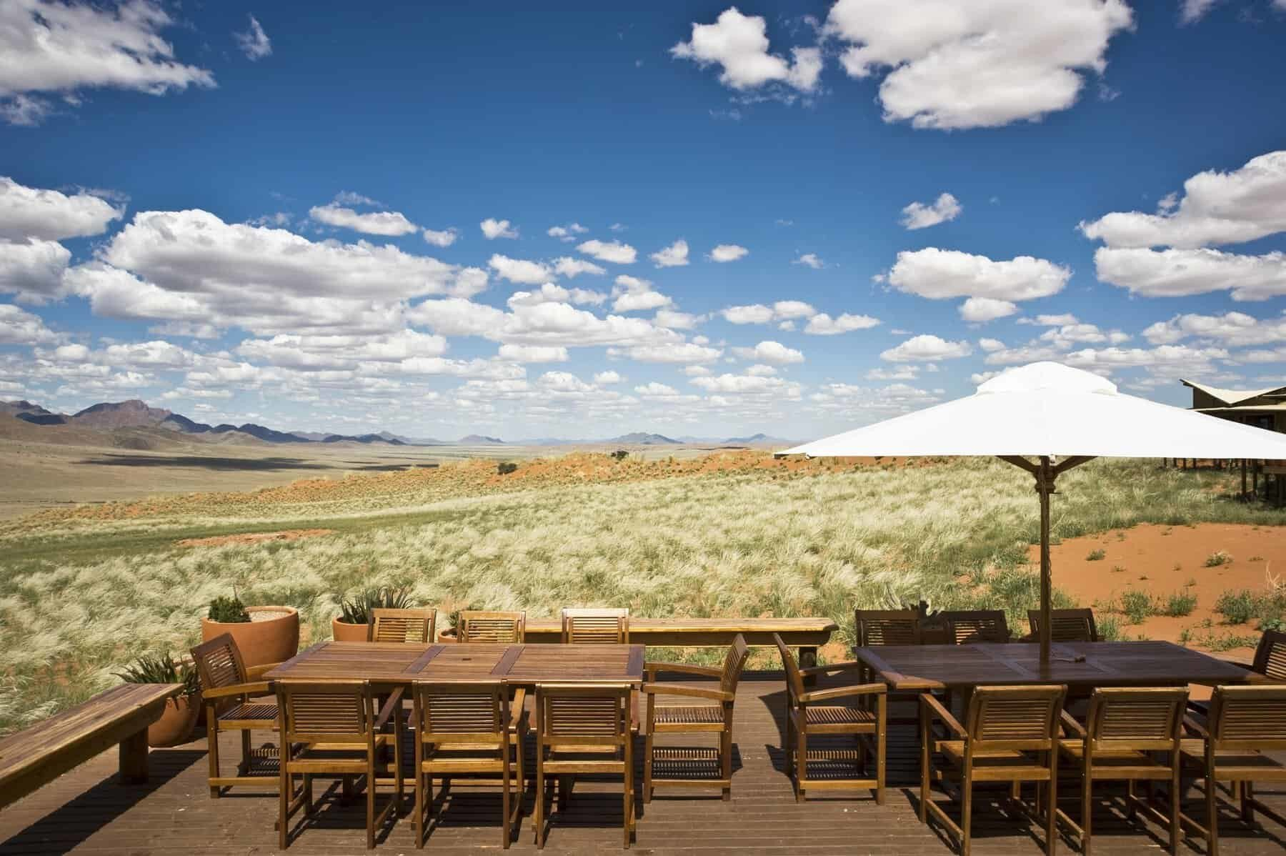Namibia luxury safari