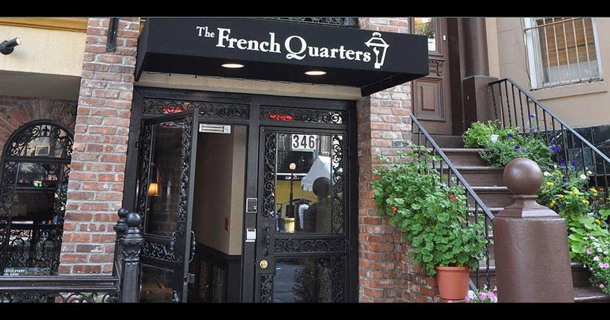 The French Quarters in New York