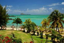 mauritius lagune