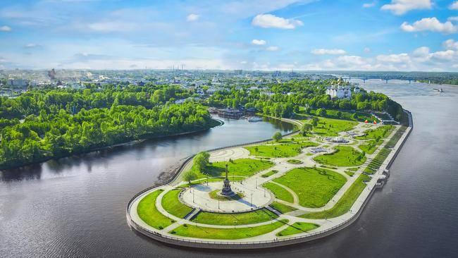 På krydstogt i Rusland på de store floder