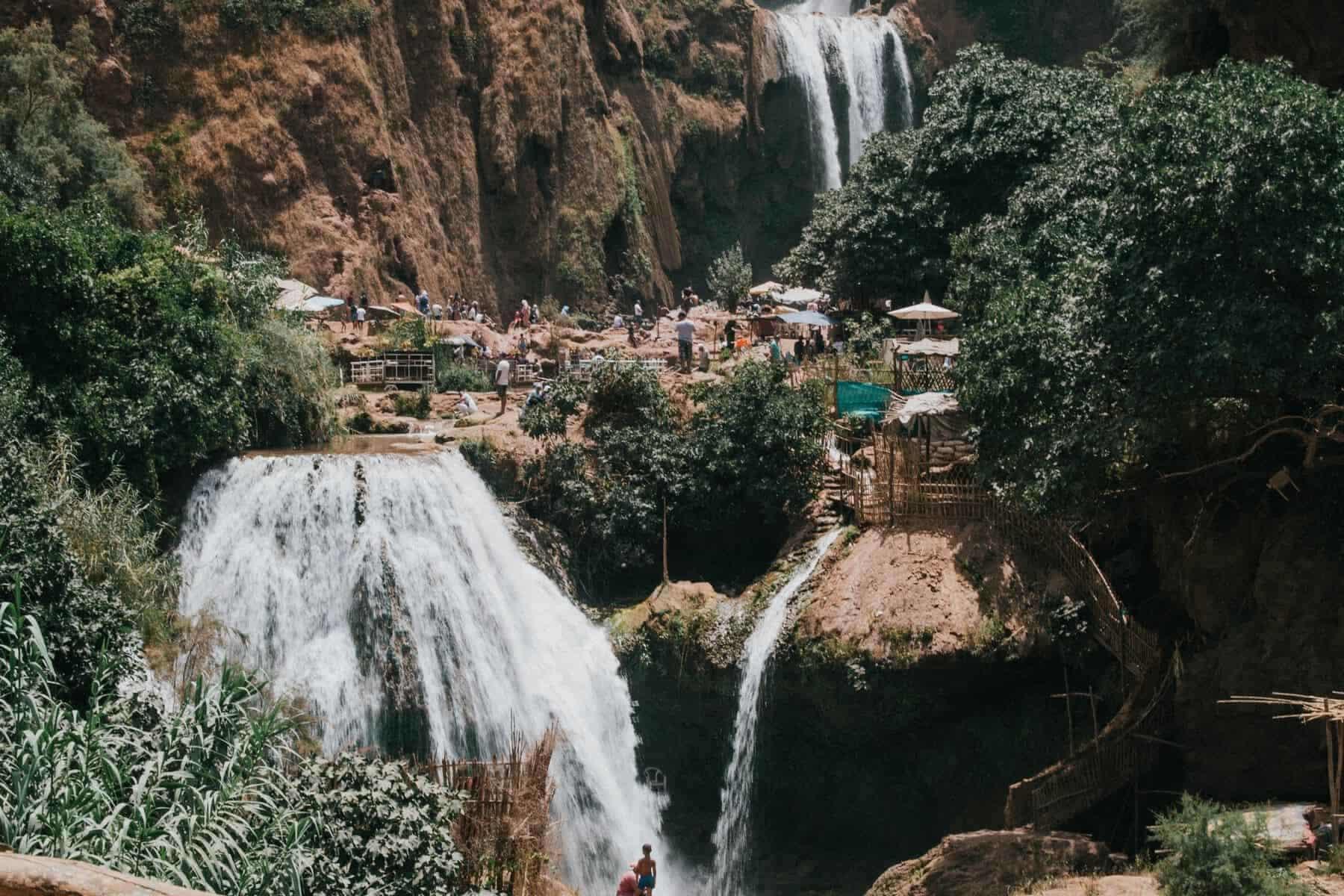 Ouzoud Waterfalls, Ouzoud, Morocco, sergio-teixeira-svdabxVg7-4-unsplash