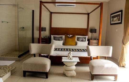 Staymorr hotel, Botswana