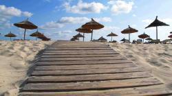 Tunesia beach