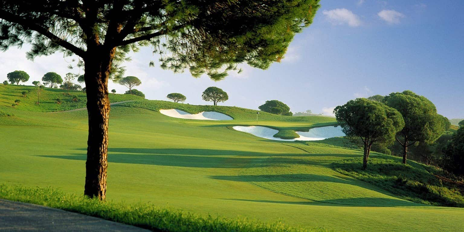 Portugal golf, Monte rey