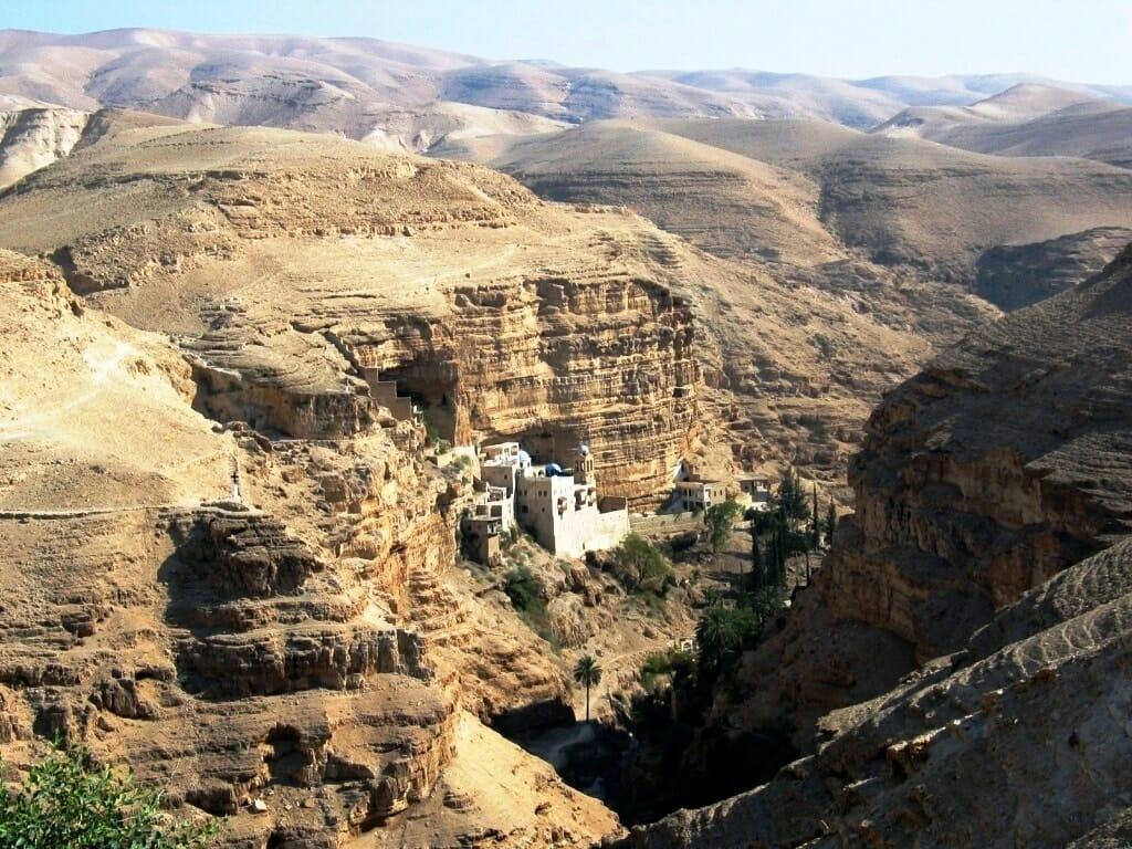 Wadi Quelt