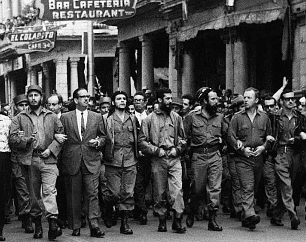 Che in Santa Clara Havana