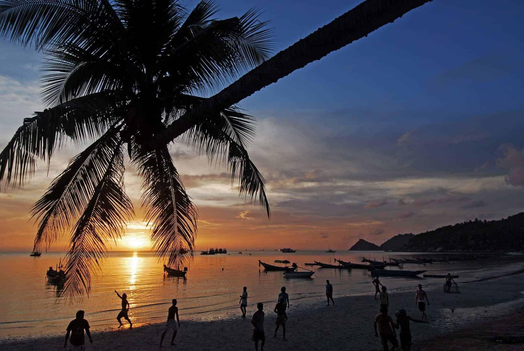 Koh Tao ø, Thailand