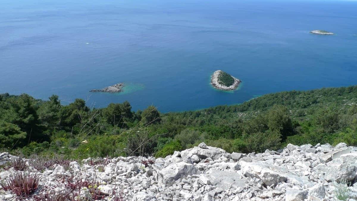 Dalmatia Croatia seaside