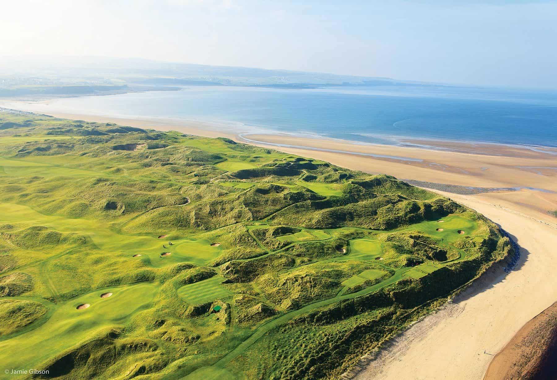 Lahinch golf course Ireland