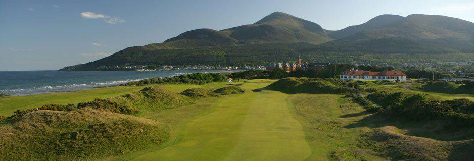 Royal County Down, Irland