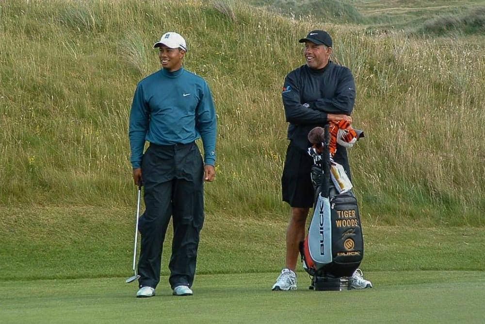 Waterville_Links, Ireland Tiger Woods