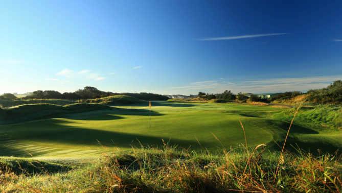 Bedste golfrejser til England. . Royal Birkdale Golf Club