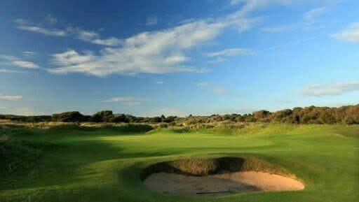 Bedste golfrejser til England. Royal Birkdale Golf Course
