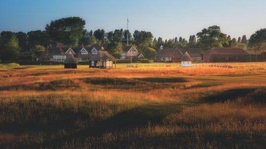 Royal-St-Georges-Golf-Club 18 th hole