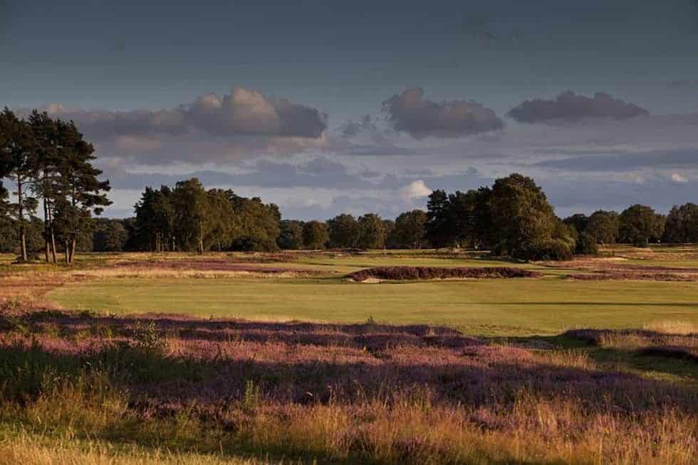 Walton Heath Golf Club, England