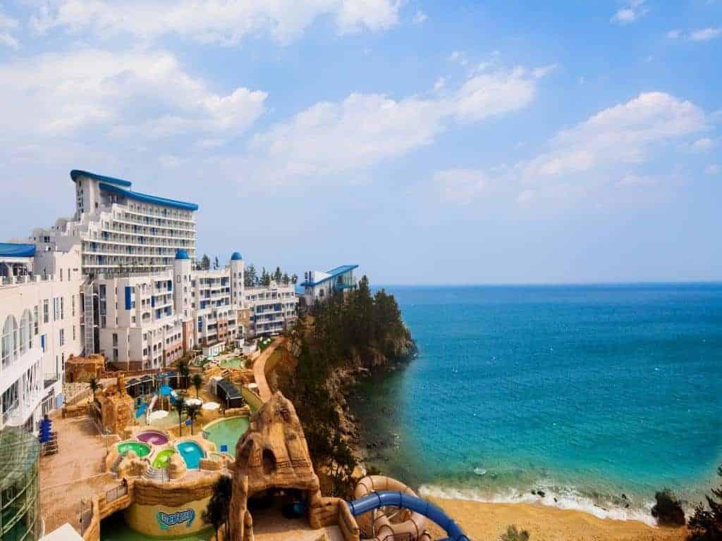 Sol Crucero Resort, Sydkorea