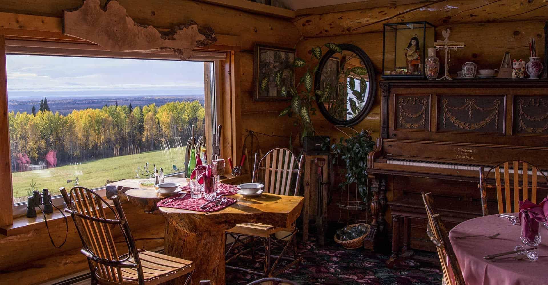 fairbanks alaska bed and breakfast. unsual hotels