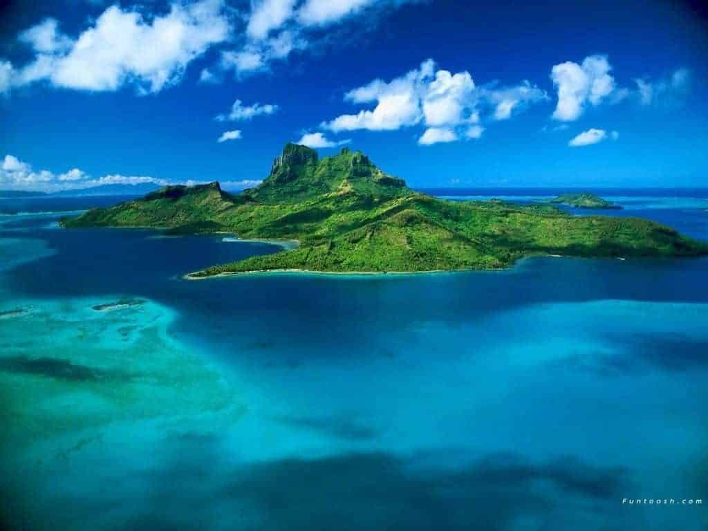Smallest Countries in Africa: Comoros Islands, did you guess that one?