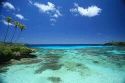 New Caledonia, seaside