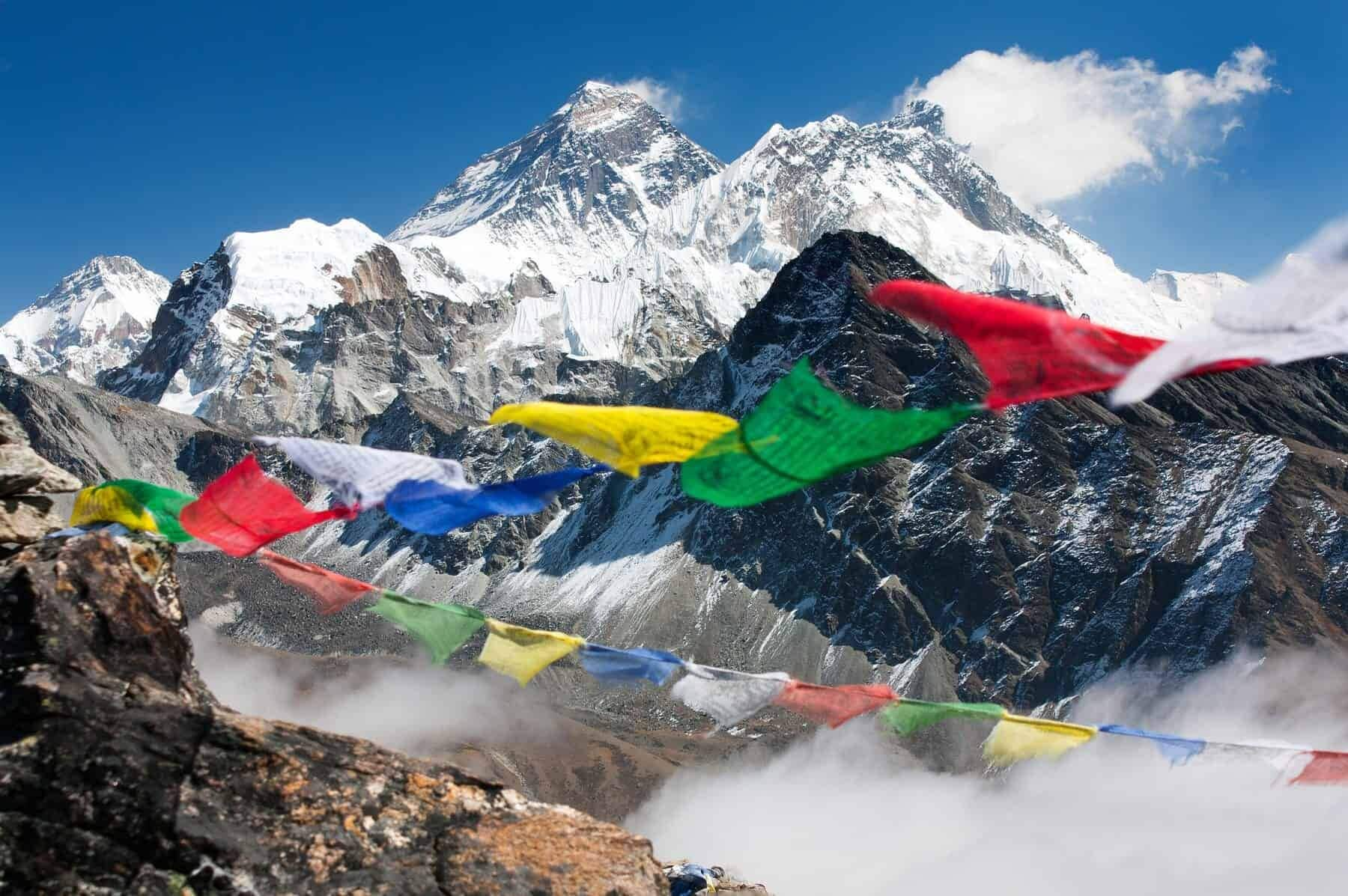 Go Kyori Nepal, Mount Everest