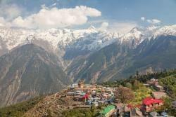 Kinnaur Kailash Sacred Peak