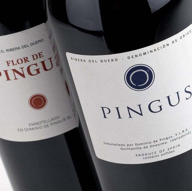 Pingus 2 store vine, den ene koster ca 9000 kr i 2020