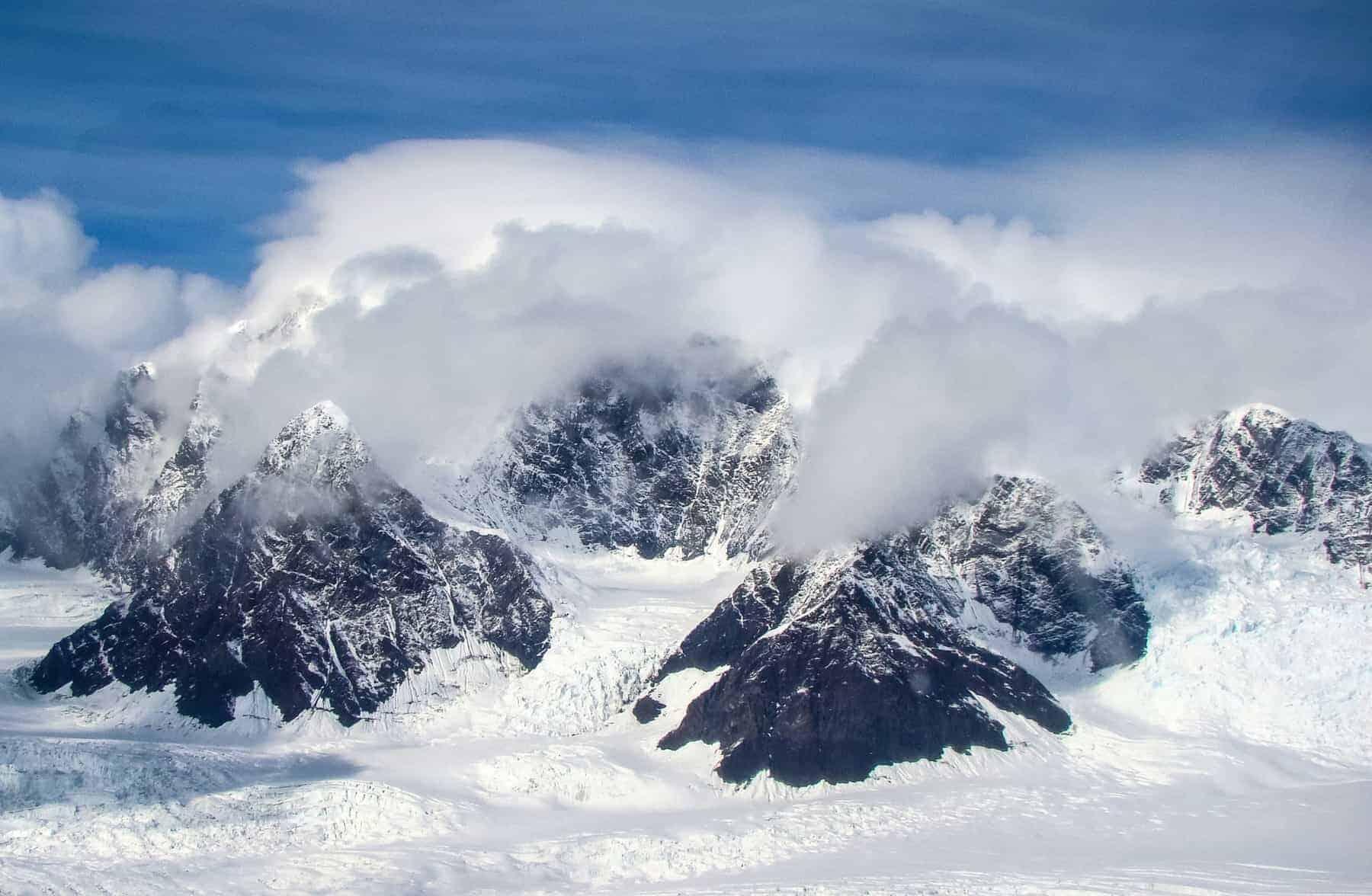 K2 in Pakistan, tallest peak in the world