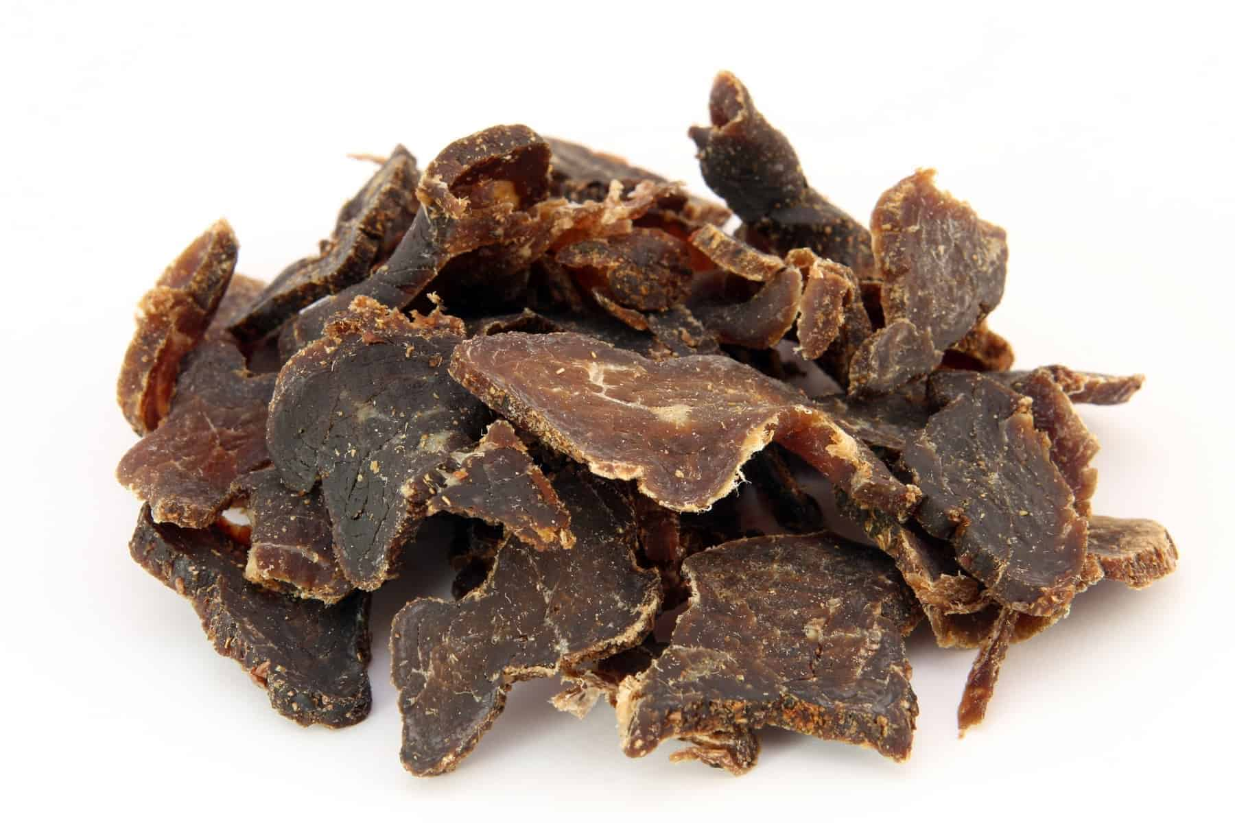Biltong is a healthy low fat, high protein cured dry meat suitable for dieting using sun dried methods of food preservation,