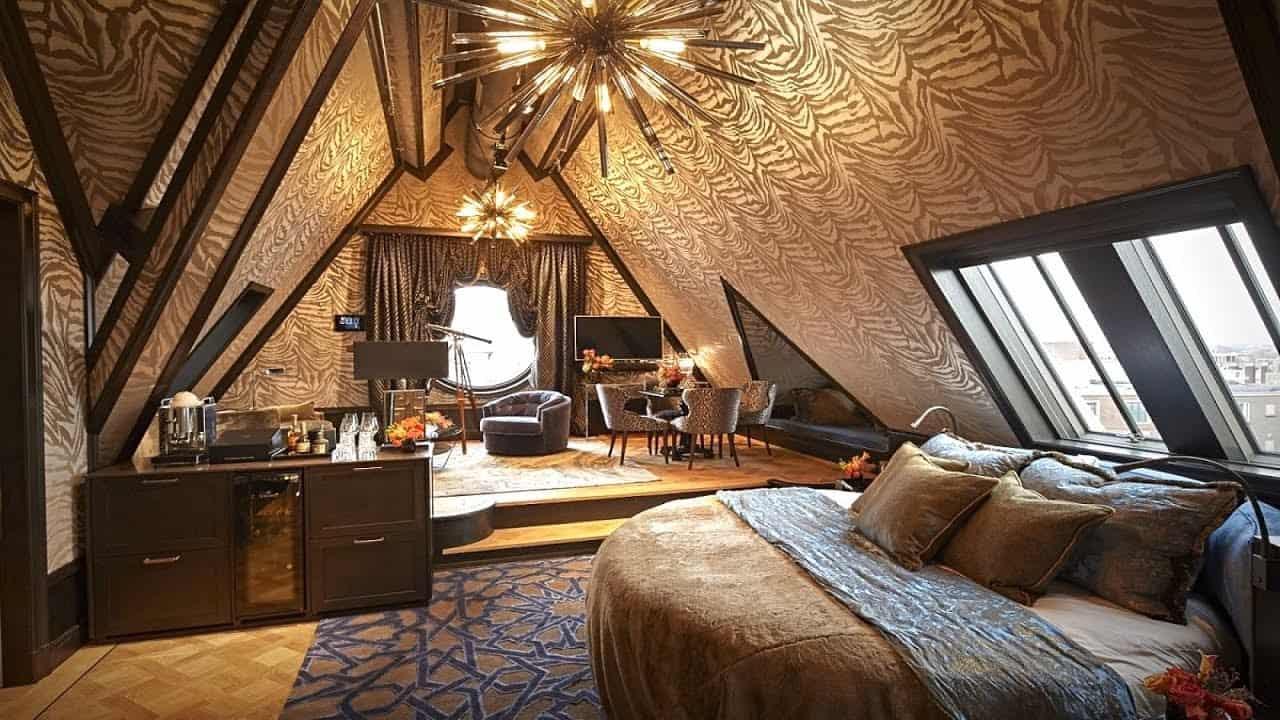 Hotel TwentySeven Amsterdam luxury room