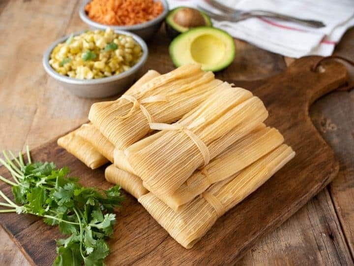 Tamales, Pulled pork Tamales, Mexico