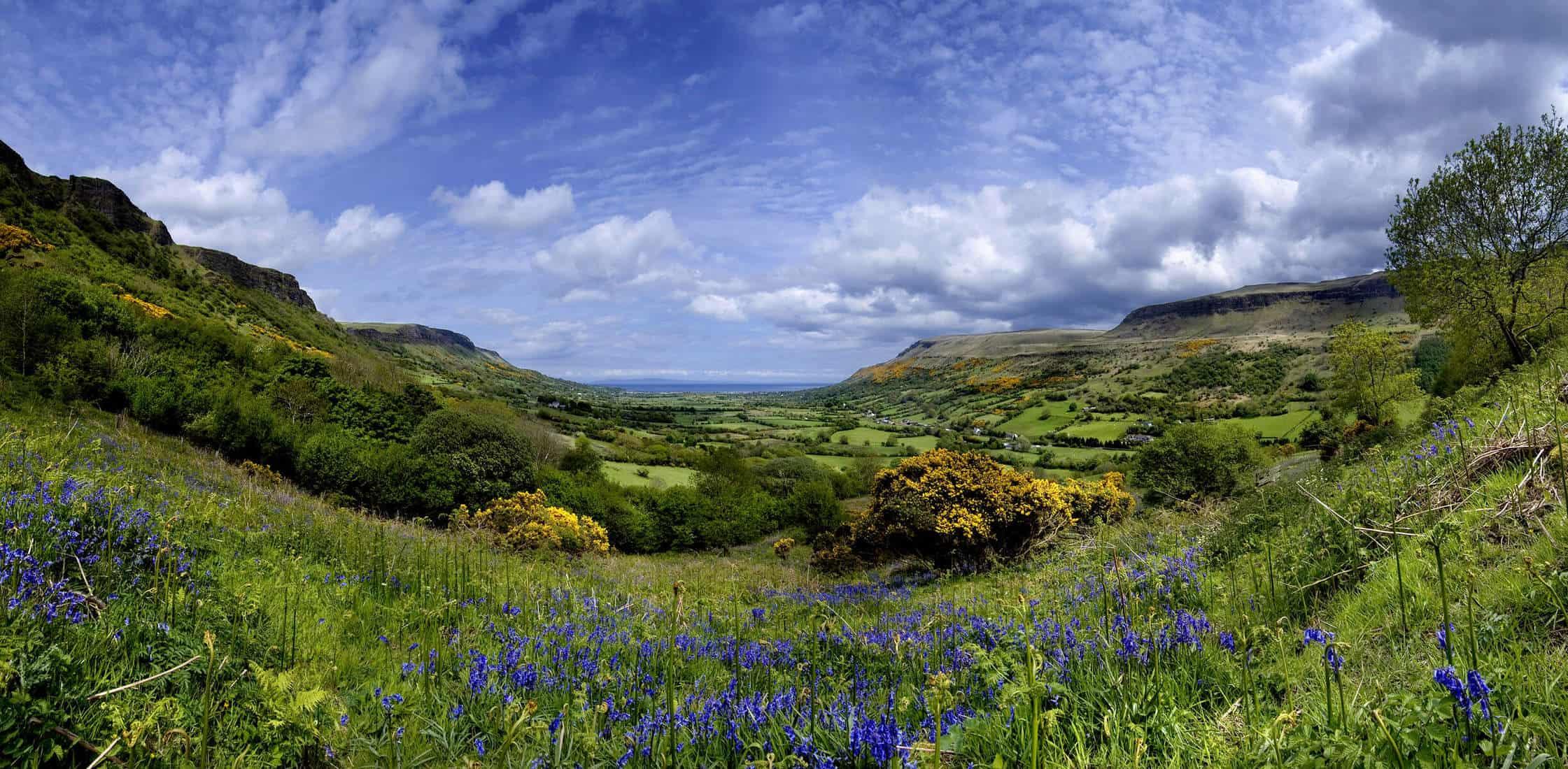 Glenariff, Co Antrim, Glens, Northern, Ireland
