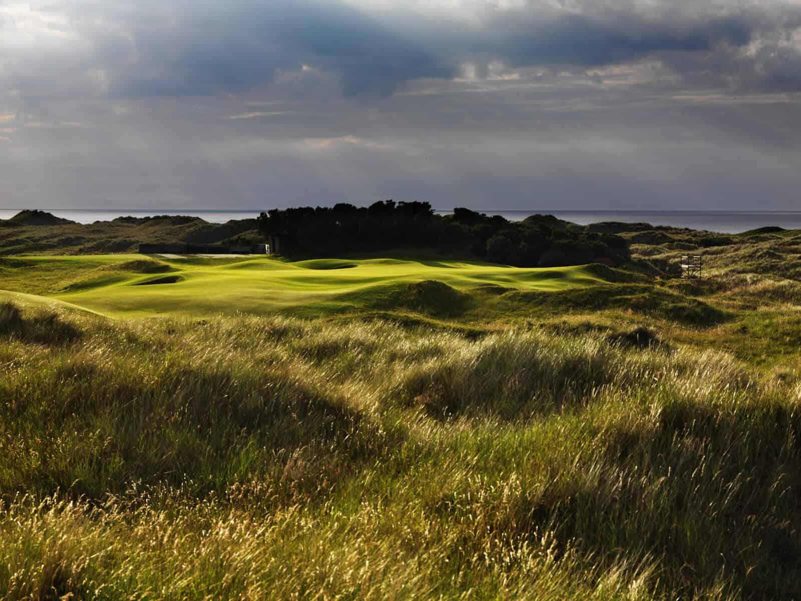 Royal Portrush Golf Club, 13th Hole, Skerries, Northern Ireland