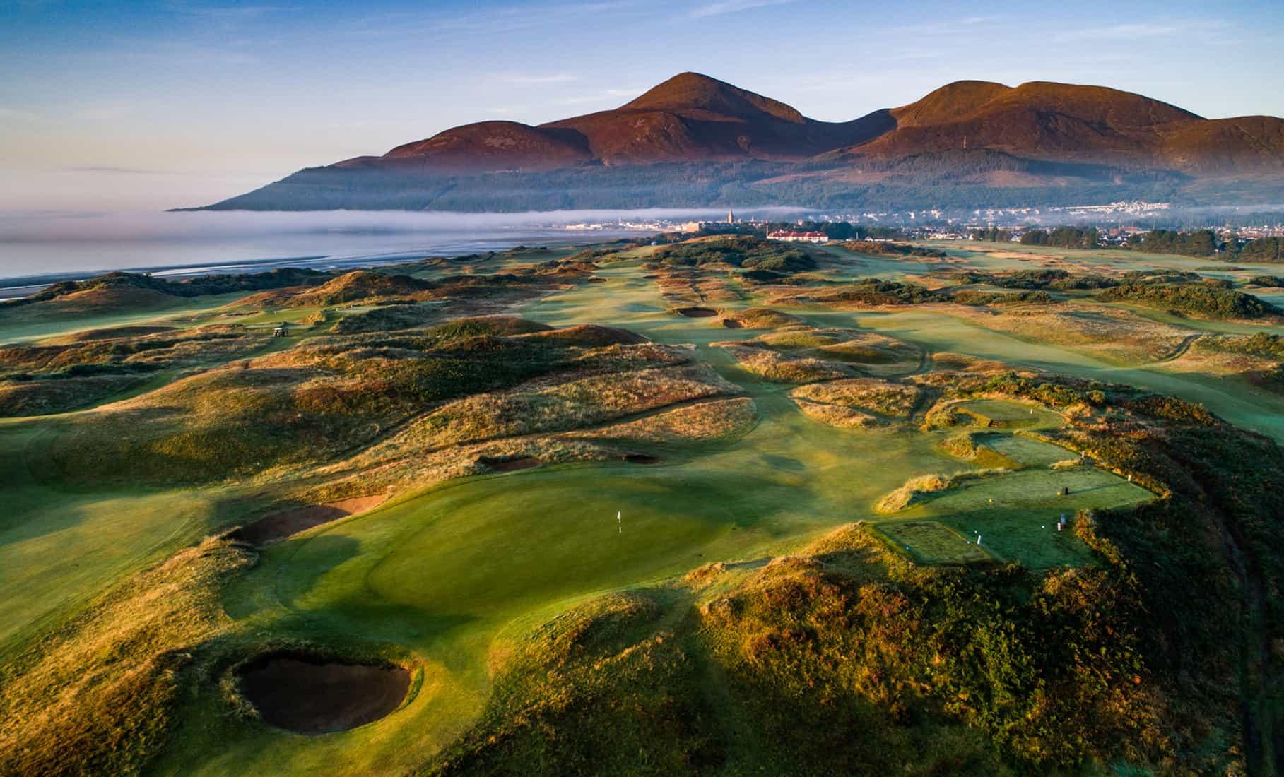 The Royal County Down Golf Club